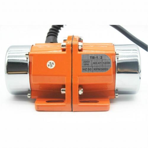 铝合金振动电机50W/60W 振动马达80W100W 电动振动器120W 工业振动器