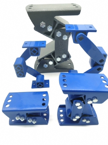 弹性振动支撑UE-18弹性支撑UE27缓冲座UE15/生产厂家减震器/橡胶减在缓冲