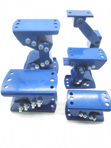 弹性振动支撑UE-27/减震器UE-38/缓冲座UE27生产厂家/橡胶减震器UE18/DELKLZD橡胶弹簧ue38