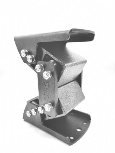 弹性支撑AB-D-38/重型振动支撑AB-D38缓冲减震AB-D18/27/38/输送带减震器/橡胶减震/振动筛输送