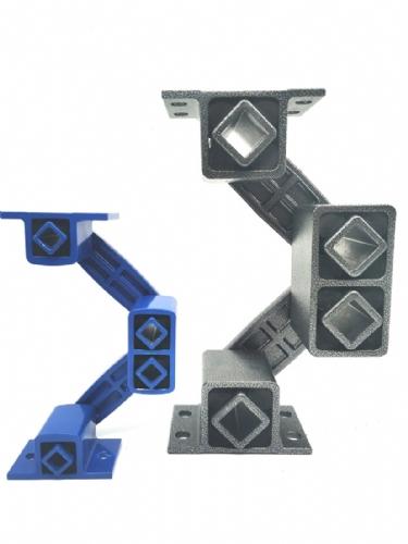 振动筛弹性支撑 橡胶弹性振动支架 振动筛避震器 震动支架 弹性底座