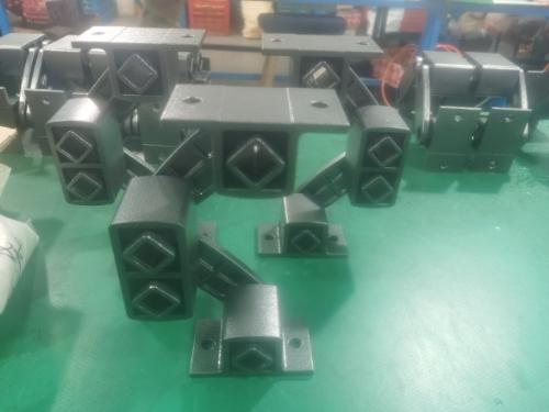 弹性振动支撑AB-18振动支撑AB-18缓冲座AB15生产厂家/橡胶减震器AB38/振动筛弹簧AB系列
