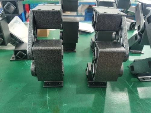 弹性振动支撑AB-27/振动支撑AB-38缓冲座AB27生产厂家/橡胶减震器AB38